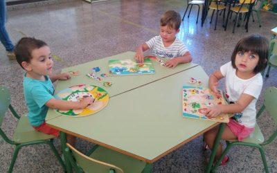 Arrancan las clases en Infantil, Primaria y ESO