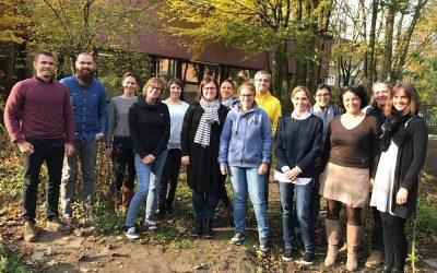 Crónica encuentro profesores proyecto Erasmus+