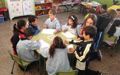 Trabajando las emociones en Educación Infantil