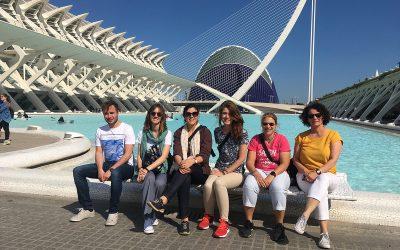 Salesianos Ibi acoge la última reunión transnacional del proyecto Erasmus+ Move